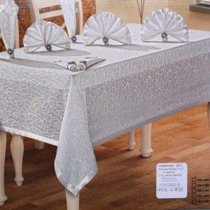 Jedálenský set biely (3)