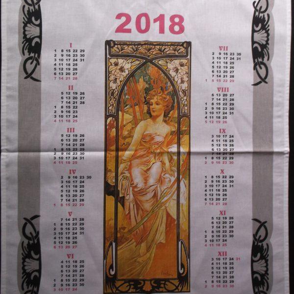 Kalendár Žena B