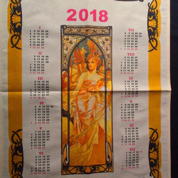 Kalendár Žena E