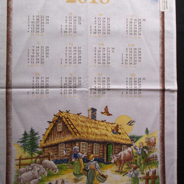 Kalendár Chýše B