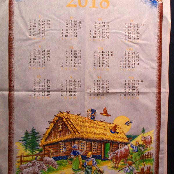 Kalendár Chýše E